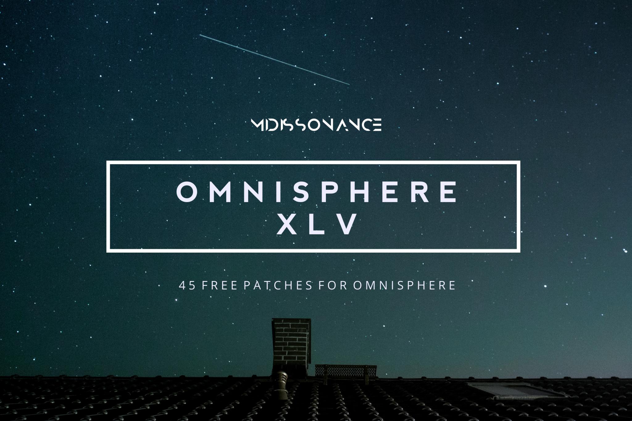 Omnisphere XLV – Free